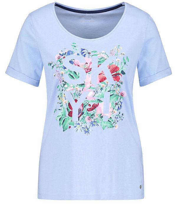 Gerry blau Weber T Shirt T Gerry blau Gerry T Weber Shirt Weber 0qAw4PwEx