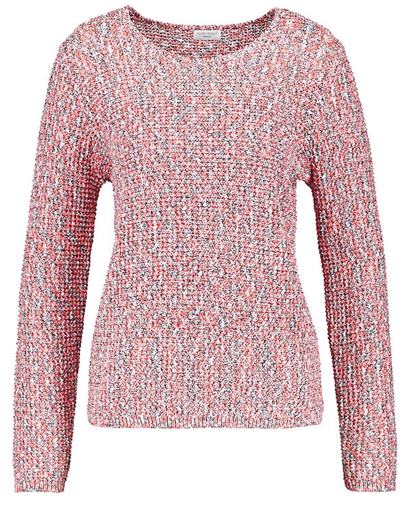 Pullover Weber Gerry Gerry rot Weber qgUfXf