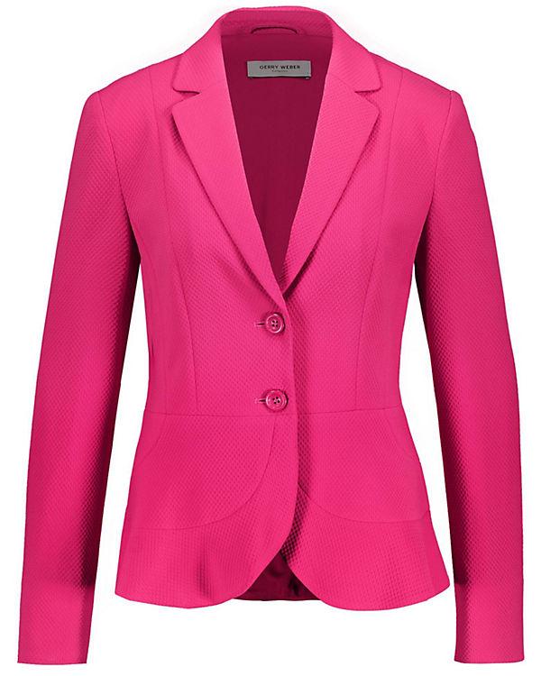 Gerry Blazer Weber Gerry Weber pink Blazer Blazer Gerry pink Weber pink OSxBpwx