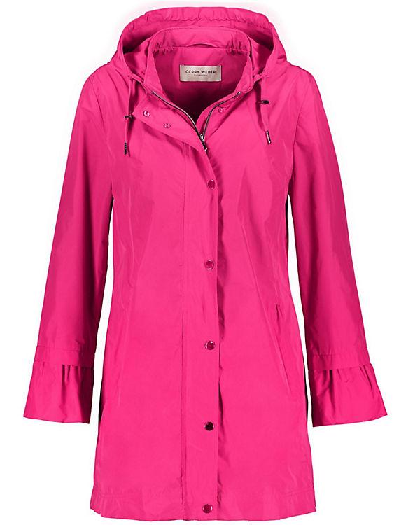 Outdoorjacke Gerry Gerry Weber Weber Outdoorjacke pink pink wrtXWqr4d