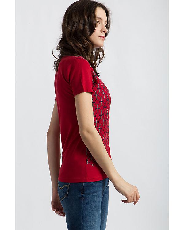 Finn Flare T-Shirt rot Offiziell NXYAp