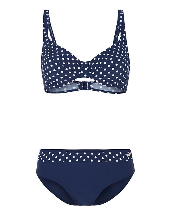 Bikini blau blau Bügel Bikini blau LASCANA Bügel Bügel LASCANA Bikini LASCANA LASCANA tExwqFZ