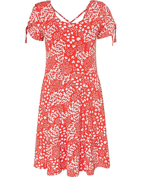 fransa Kleid Omdot rot
