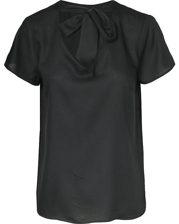 Blusenshirt schwarz LABEL BLACK Oliver s 81qZww