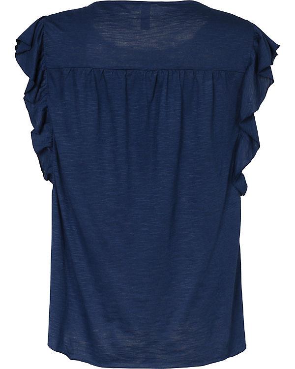 S Q Shirt S Q T T Shirt blau blau xXxw1