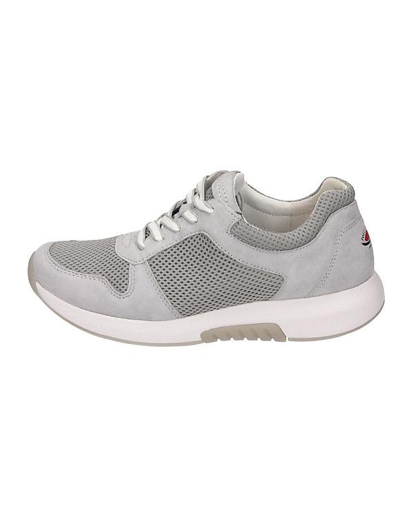 Low grau Sneakers Sneakers Low Gabor grau Gabor ZRwznXq6