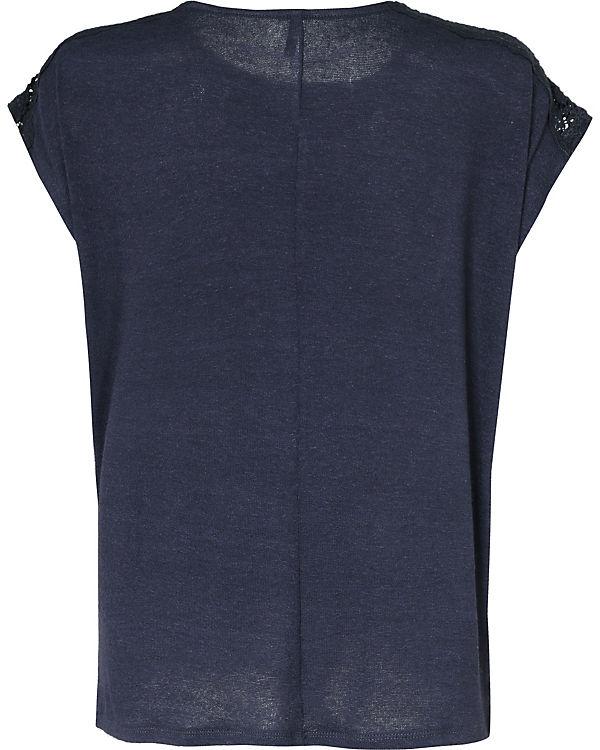 Shirt blau T ONLY ONLY T T Shirt blau Shirt ONLY BqOgx8H