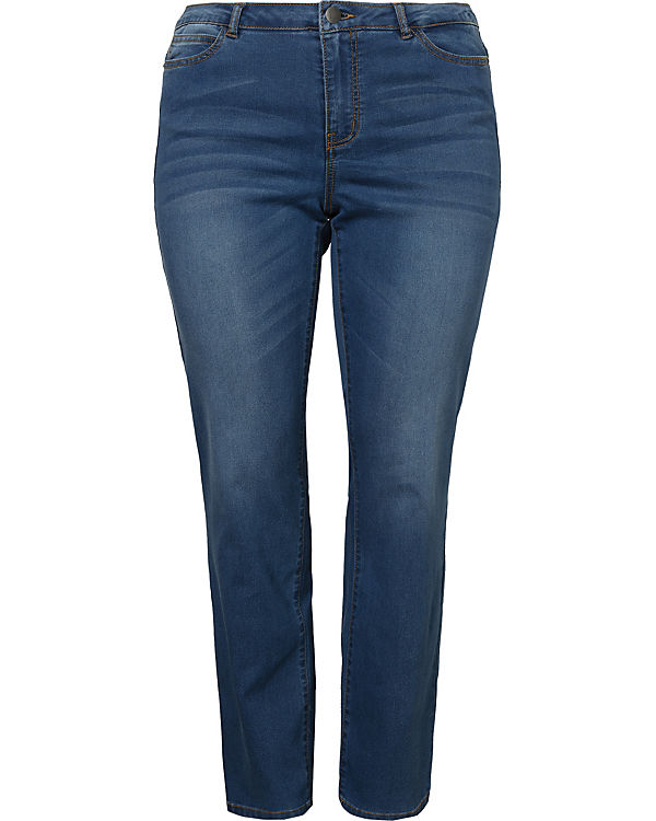 JUNAROSE blue denim Jeans dark Straight Hq7qnwUxPX