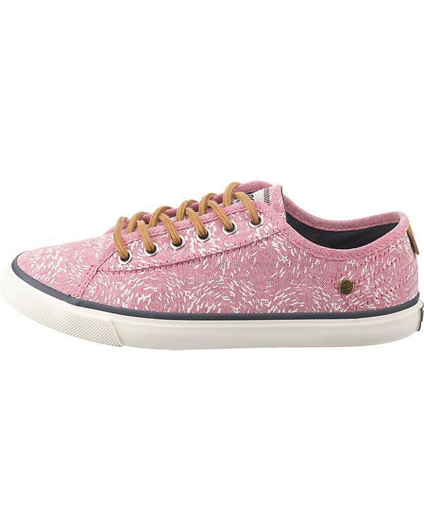 Wrangler Sneakers Low rosa