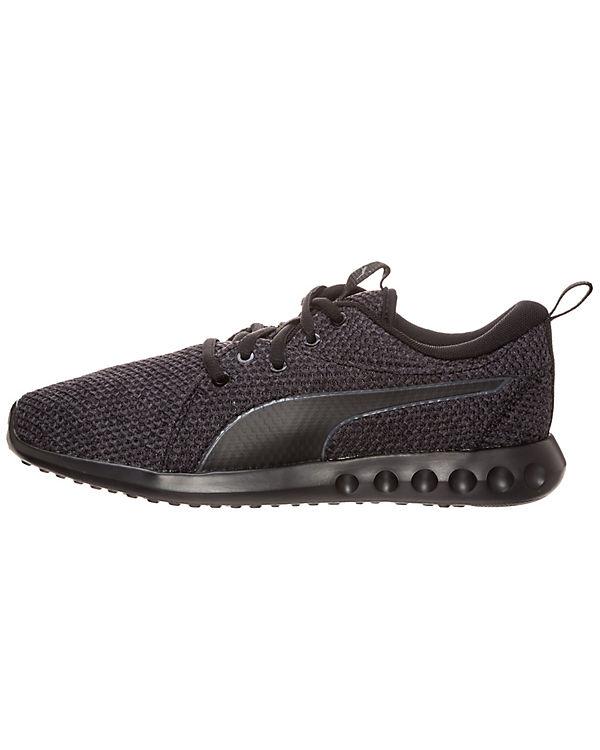 Low Knit Carson schwarz 2 PUMA Carson PUMA Nature Sneakers nwp1Xx0aq