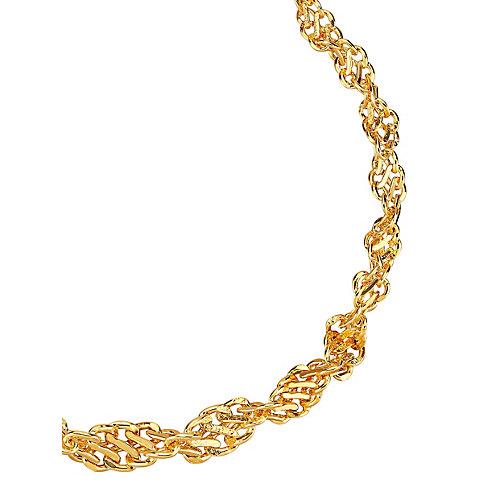 Golden Style Halskette gold Damen