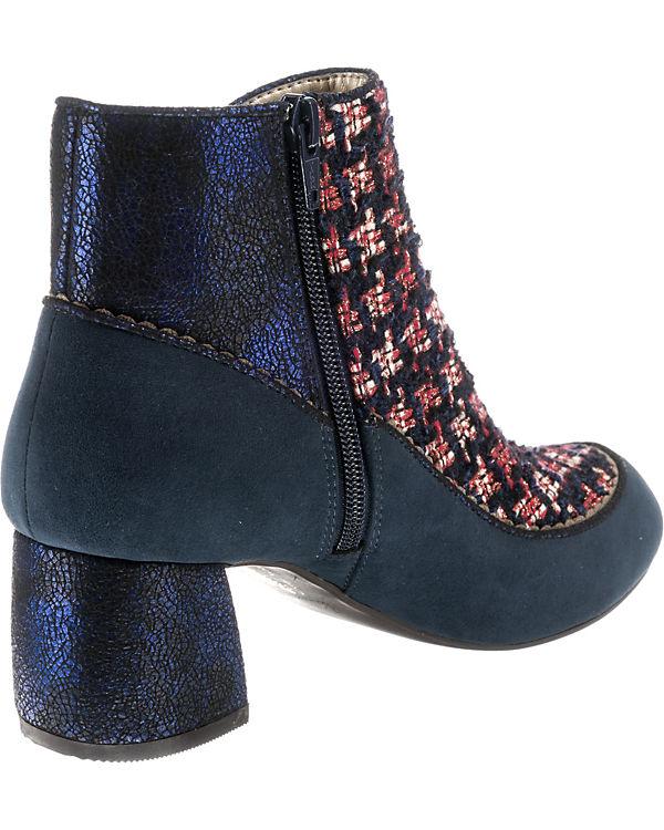 Shoo blau Boots kombi Ruby Ankle 8dxqnRSB