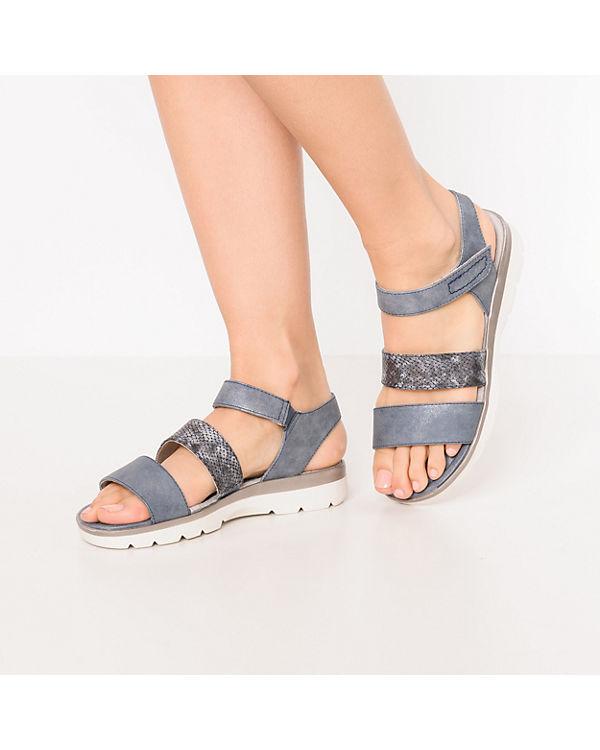 Klassische blau Klassische Sandalen Sandalen Relife blau Relife Klassische Relife BYAOwq