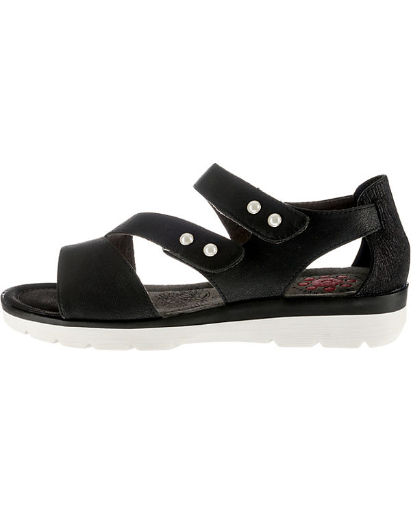 Relife Komfort Sandalen schwarz Komfort Relife RURvPqSf