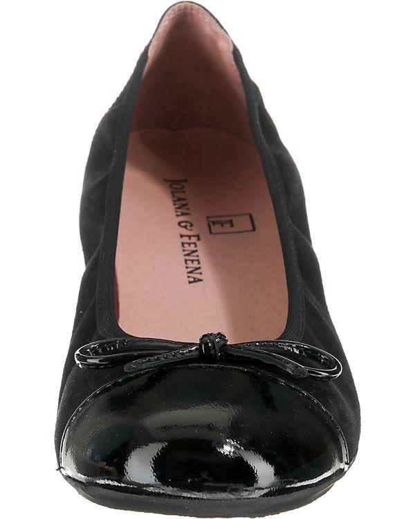 Ballerinas Klassische JOLANA schwarz FENENA amp; q1wwP0Z7