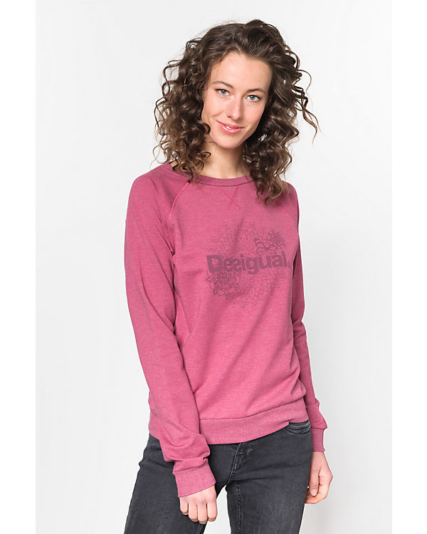 Sweatshirt Desigual rot rot Sweatshirt Desigual Desigual Sweatshirt 1PqXUw