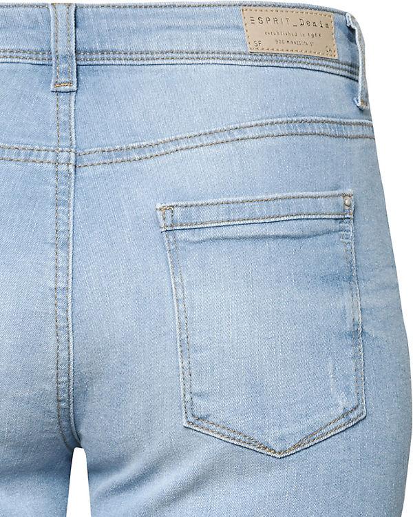 Jeansshorts ESPRIT ESPRIT Jeansshorts blau ESPRIT blau 8wgBO6