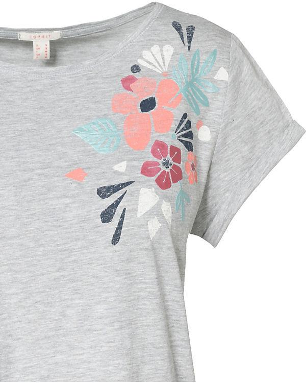 grau T ESPRIT grau Shirt Shirt T ESPRIT qYaTOf