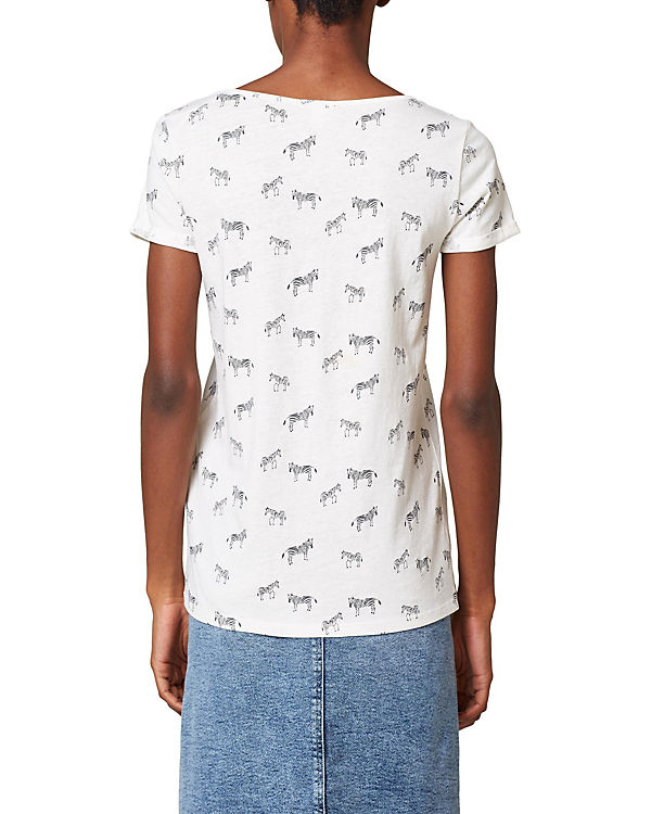 ESPRIT T ESPRIT weiß Shirt Shirt weiß T 7w7Oqg0
