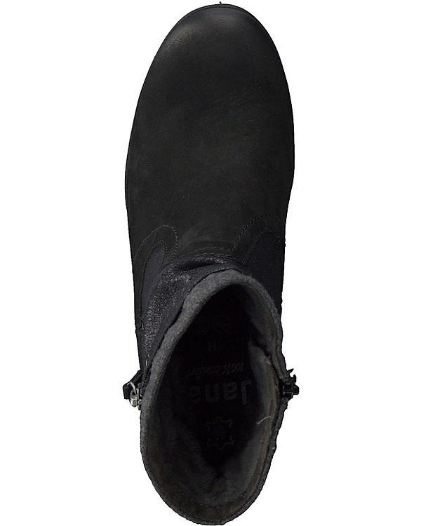 Klassische Klassische Stiefeletten Jana Jana Klassische Jana schwarz schwarz Stiefeletten Stiefeletten BA57qwFF
