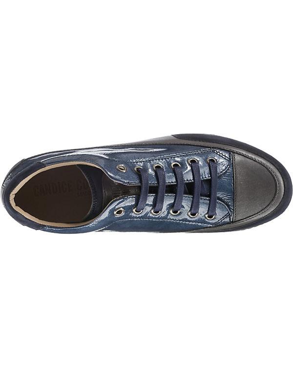 Low grau Cooper blau Candice Sneakers wUAqRTHP