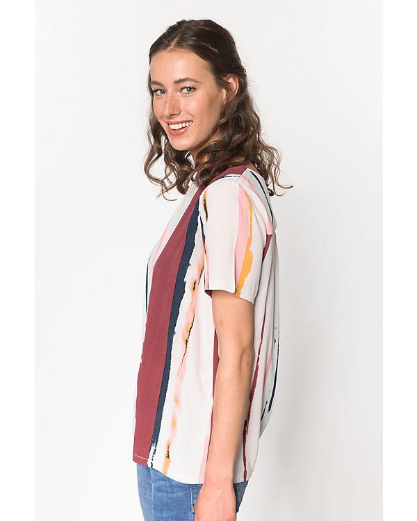 ICHI Blusenshirt Blusenshirt mehrfarbig Mari ICHI 06pzpn8