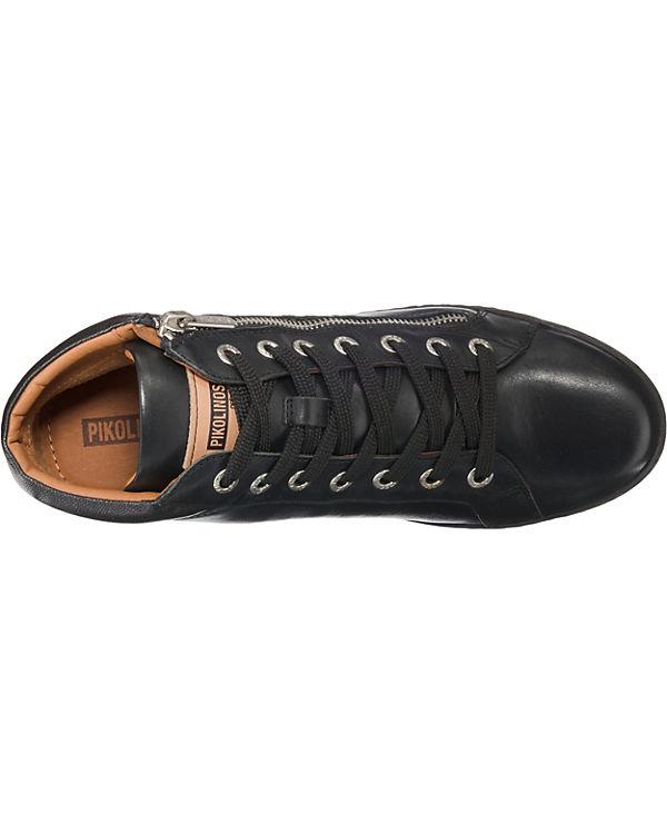 Pikolinos schwarz Ankle Pikolinos LAGO LAGO Boots rqx64rX