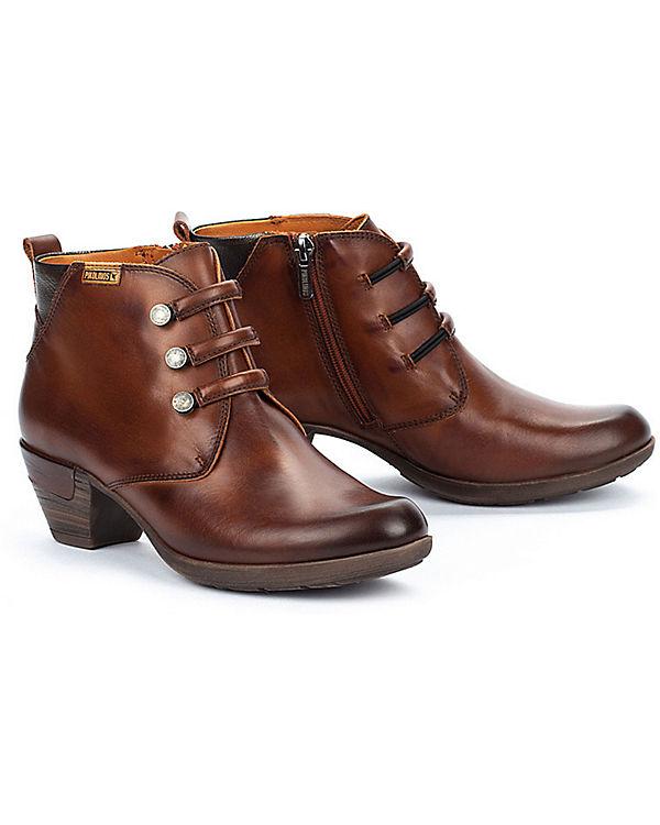 ROTTERDAM Ankle braun Pikolinos Pikolinos ROTTERDAM Boots PqYEz0x