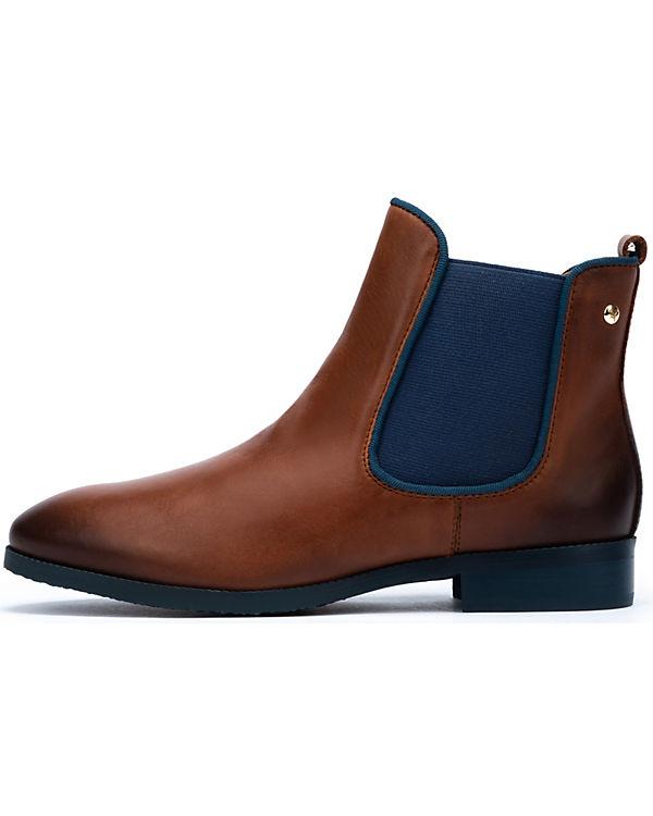 Pikolinos braun blau ROYAL Boots Chelsea XprqXSw
