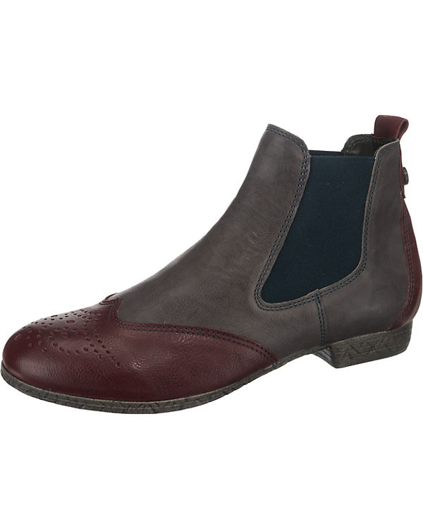 grau Boots rot Chelsea Think Think Chelsea qvwFIF