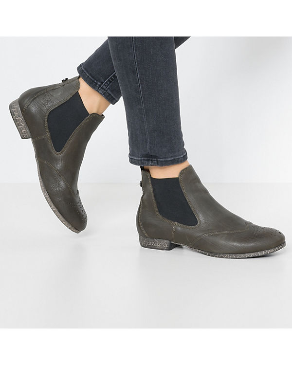 Think grün Chelsea Boots grün Think Think grün Boots Chelsea Chelsea Boots Sqqdt4