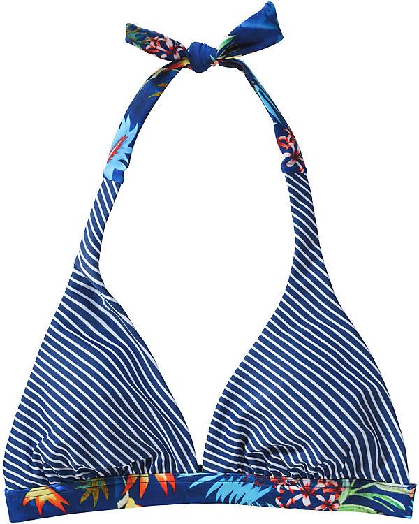 Oberteil Bikini Firefly blau Mia Firefly Bikini vn6BgxWv