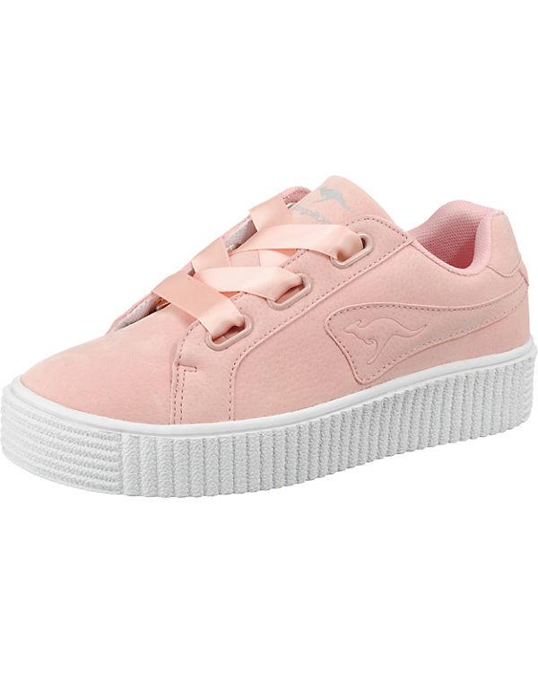 KangaROOS Sneakers Low rosa