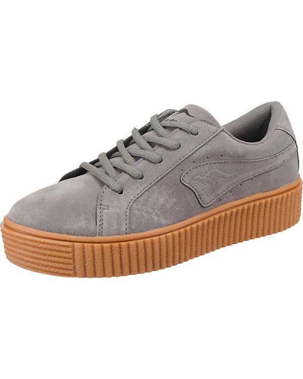 KangaROOS KangaROOS grau Low Sneakers Sneakers vnZHUn