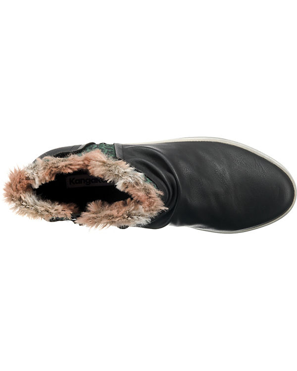 Winterstiefeletten KangaROOS schwarz schwarz KangaROOS KangaROOS Winterstiefeletten 5qEw8SSP