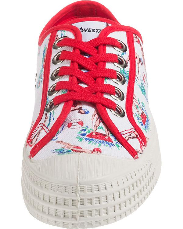 weiß Sneakers kombi FIRE Low L Novesta Miss 1PnXwOqt