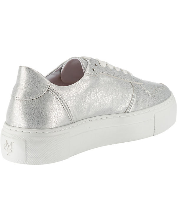 Low Marc Marc O'Polo Sneakers Sneakers Low O'Polo silber silber wqxFA0