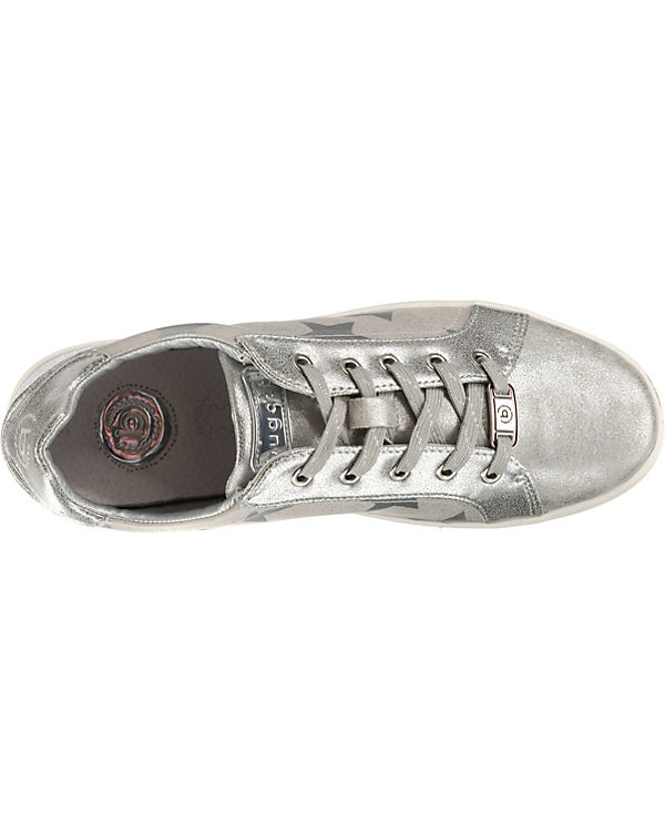 Low bugatti bugatti silber Sneakers Sneakers C7qzx7p