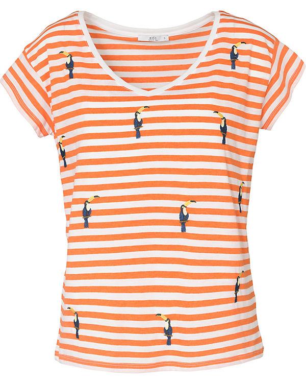 edc by ESPRIT T-Shirt orange