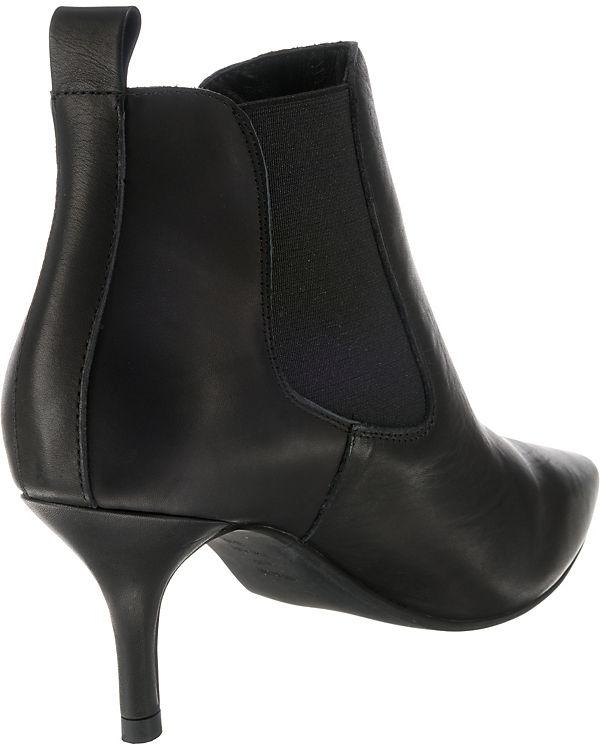 Klassische schwarz Stiefeletten bear the shoe HnSwzZax
