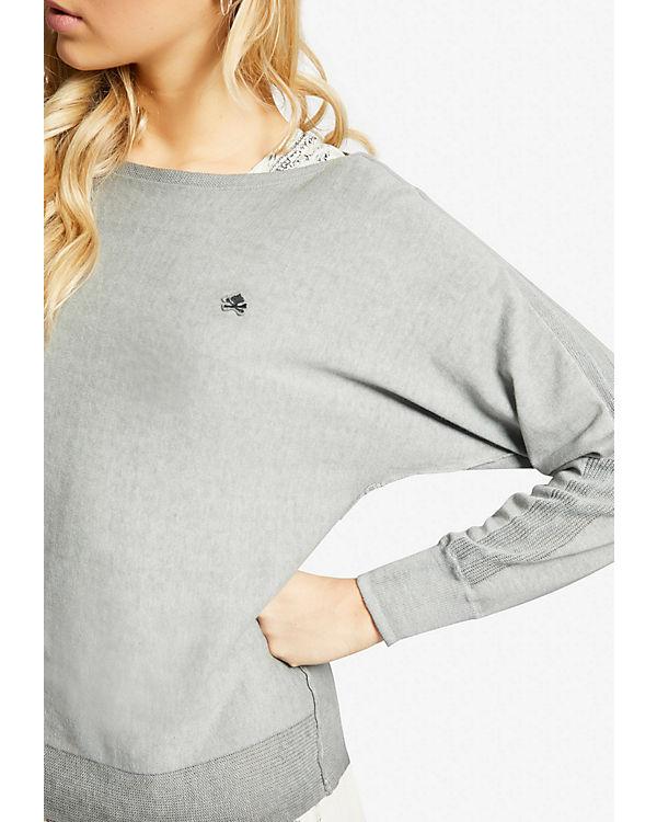 Khujo Pullover VIVAN grau VIVAN Pullover Khujo Pullover grau VIVAN Khujo rrqd6Uw