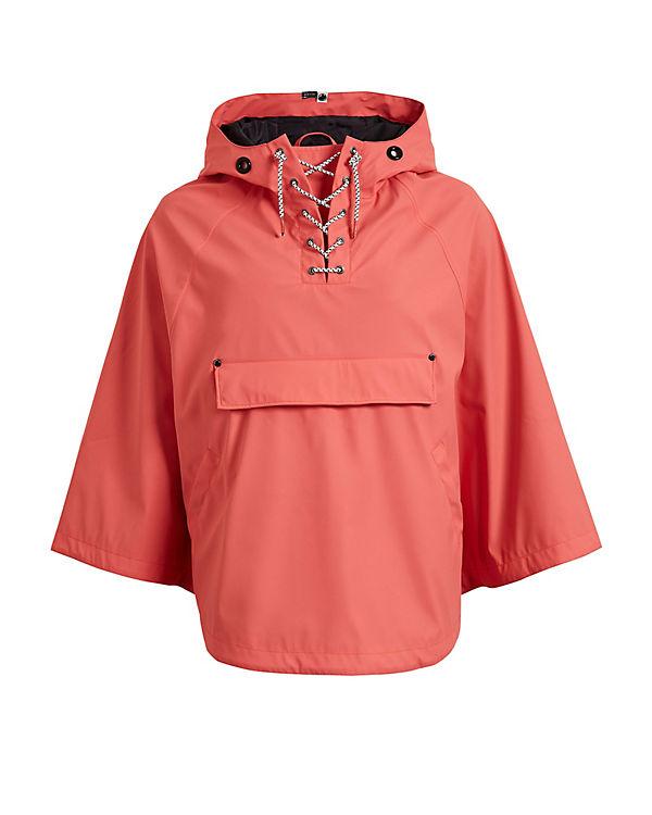 Khujo Poncho MERET rot Günstig Kaufen Kauf Spielraum Besuch Neu Billig Verkaufen Mode Niedriger Versand Günstiger Preis dKGlLPnyqt