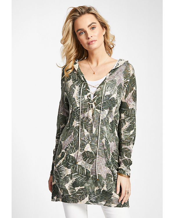 grün Pullover BYTE Khujo Khujo Pullover xzIBYqwF