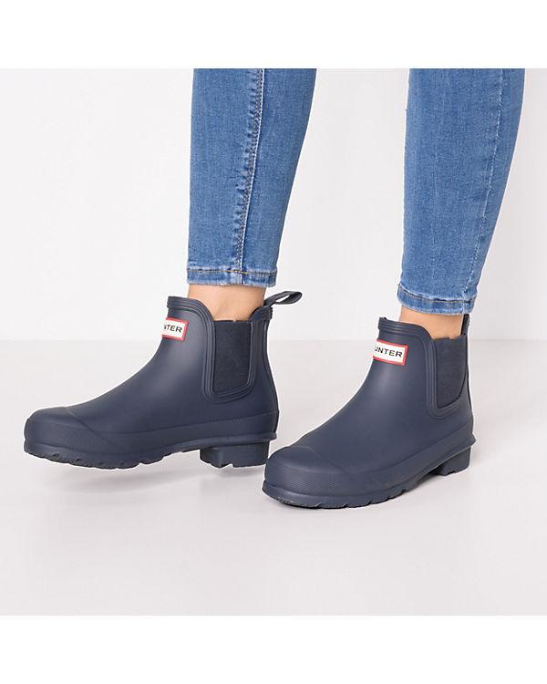 WOMENS dunkelblau Chelsea CHELSEA HUNTER ORIGINAL Boots gYwqP