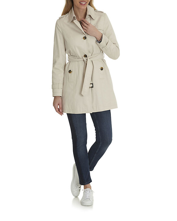 Betty Barclay beige Barclay Betty Trenchcoat Trenchcoat beige rqrPwag