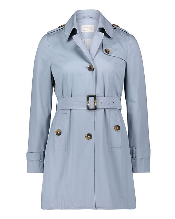 Betty Trenchcoat Barclay Trenchcoat Betty blau Betty blau Trenchcoat Trenchcoat Barclay Barclay blau blau Betty Barclay 5BqSfxW