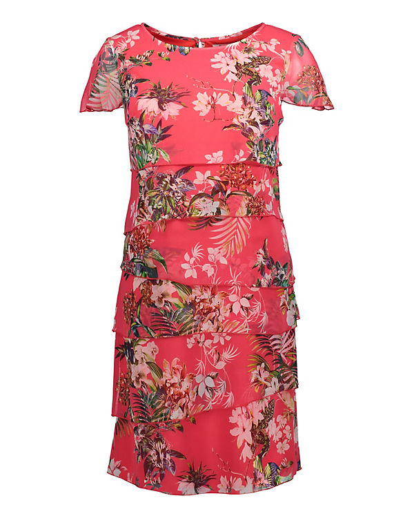 Betty Betty Barclay Blusenkleid Blusenkleid Betty rot Barclay rot Barclay Yqw5I0
