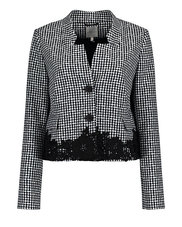 Betty & Co Blazer schwarz