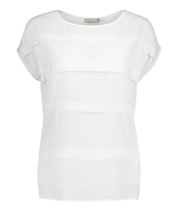 Betty & Co T-Shirt weiß Verkauf Sast Gemütlich Wie Viel Günstigen Preis Freies Verschiffen Billig Spielraum-Websites 5fGgWDz