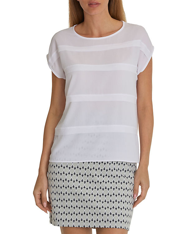 Spielraum Besten Spielraum-Websites Betty & Co T-Shirt weiß Gemütlich Niedrig Preis Versandkosten Für Verkauf 4zznCSso4